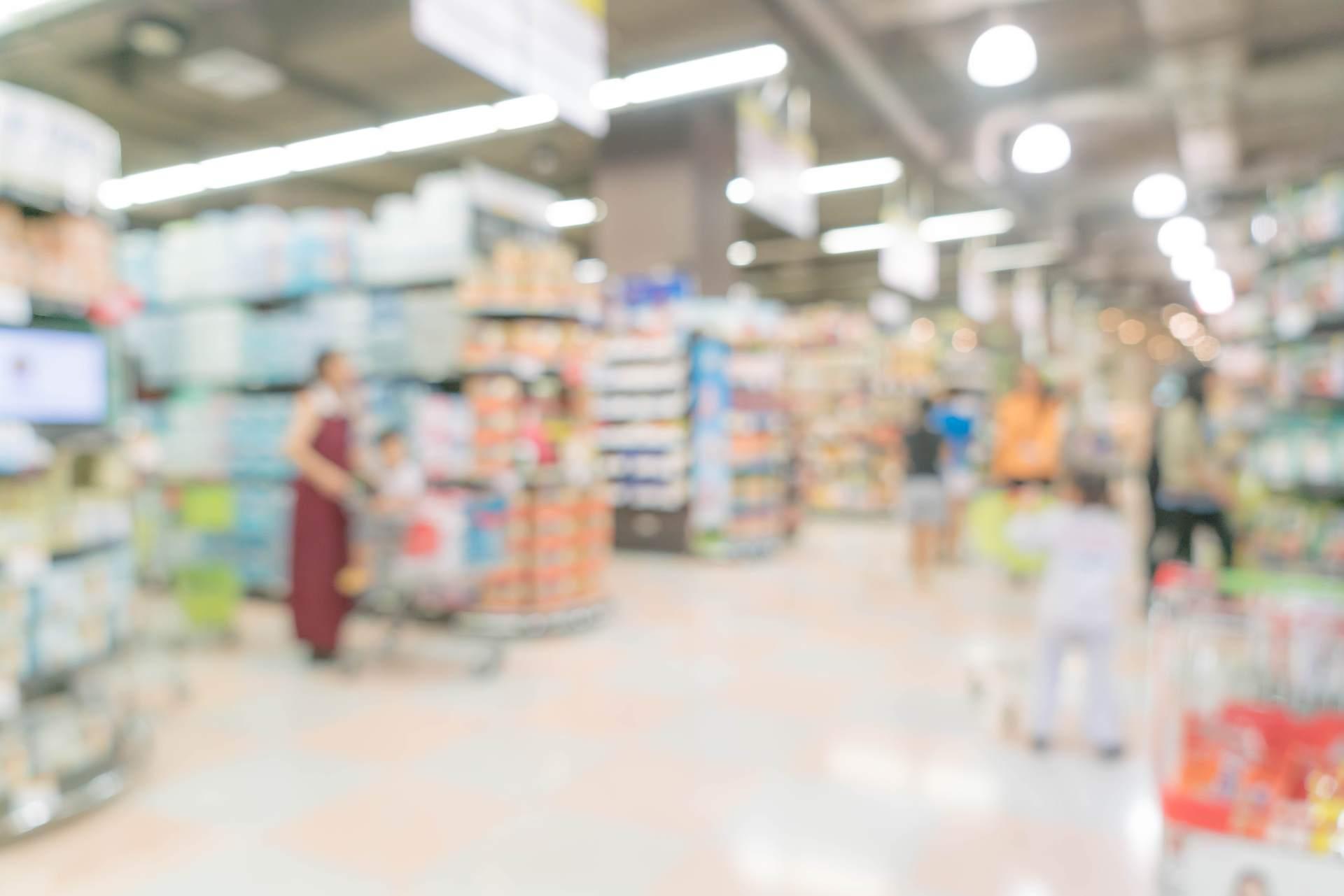 Spotter Software Helps Supermarket